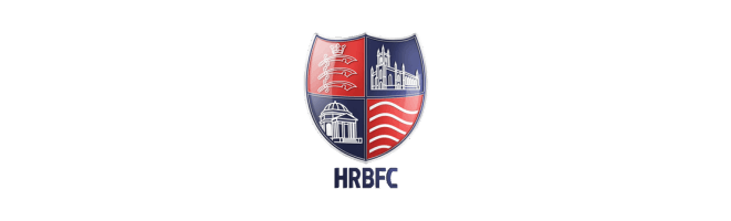 Hampton & Richmond Borough Football Club HRBFC Shield logo