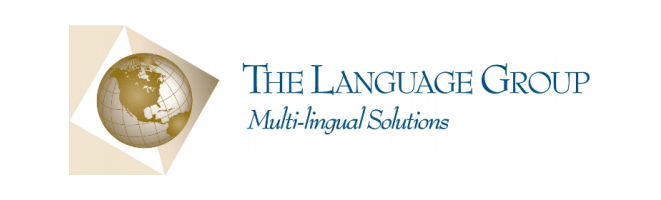 The Language Group Multi-Lingual Solutions logo