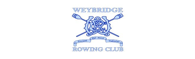Weybridge Rowing Club logo